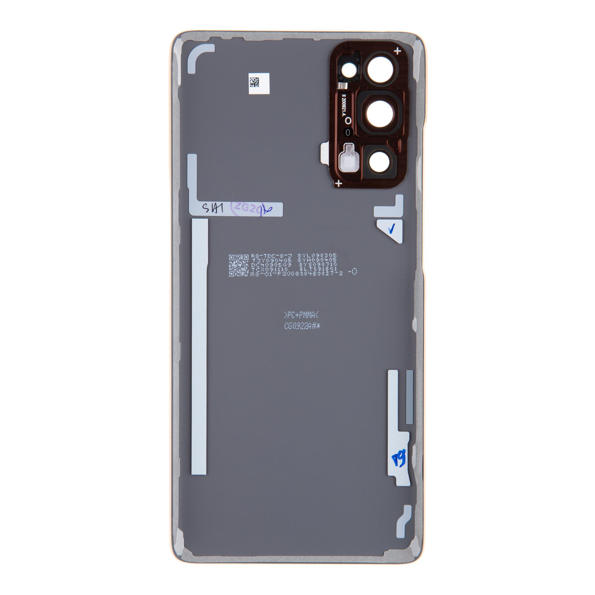 Samsung G780F Galaxy S20 FE Kryt Baterie Cloud Orange (Service Pack)