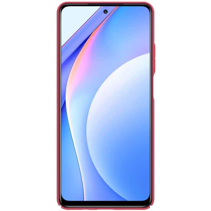 Nillkin Super Frosted Zadní Kryt pro Xiaomi Mi 10T Lite 5G Bright Red 6902048210929