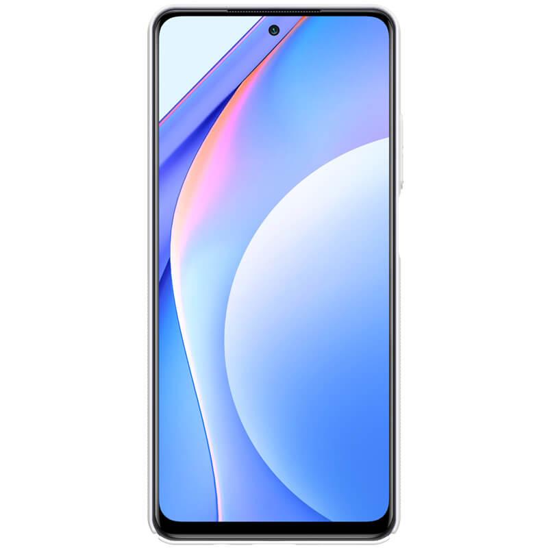 Nillkin Super Frosted Zadní Kryt pro Xiaomi Mi 10T Lite 5G White 6902048210936