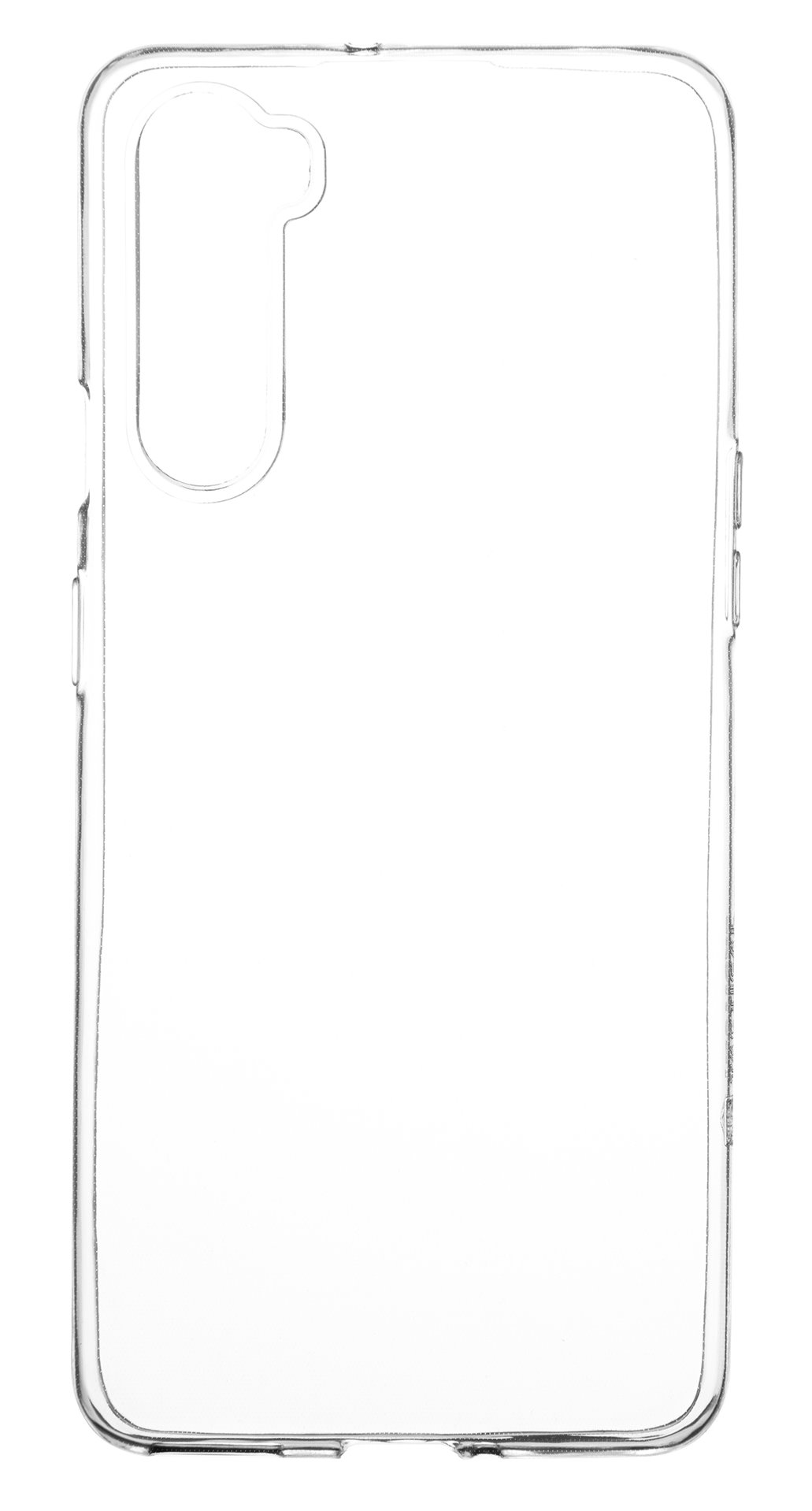 Tactical TPU Kryt pro OnePlus Nord Transparent