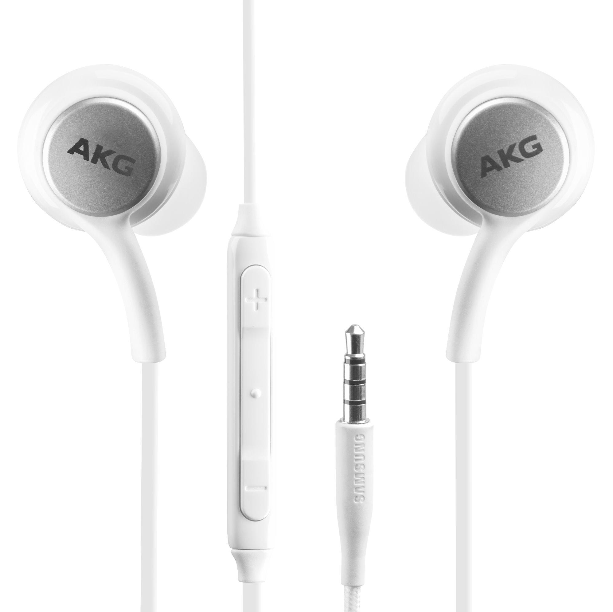 EO-IG955BWE Samsung Stereo HF AKG 3,5mm vč. ovládání White (Bulk)