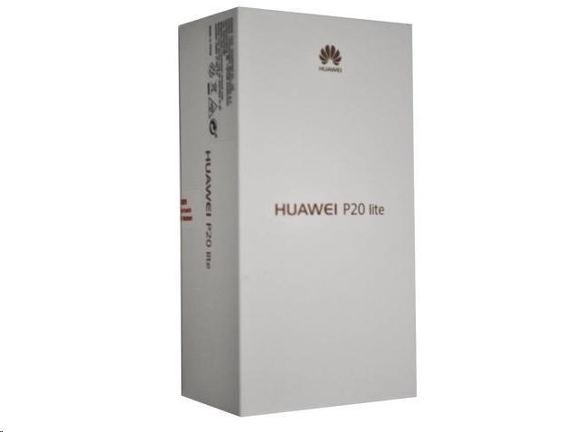 Huawei P20 Lite Black Prázdný Box