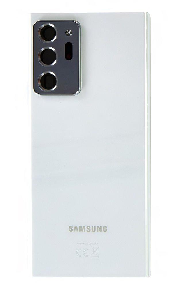 Samsung N986 Galaxy Note 20 Ultra Kryt Baterie Mystic White (Service Pack)