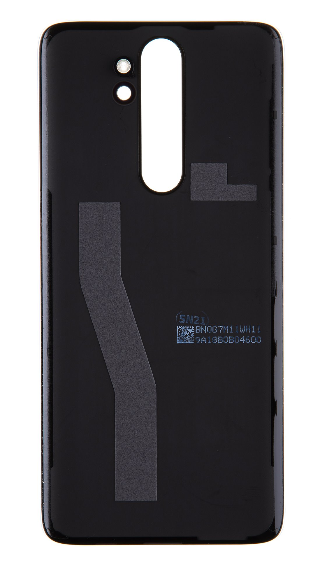 Xiaomi Redmi Note 8 Pro Kryt Baterie White (Service Pack)