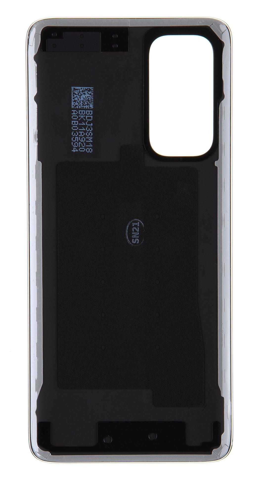 Xiaomi Mi 10T/Mi 10T Pro Kryt Baterie Black (Service Pack)