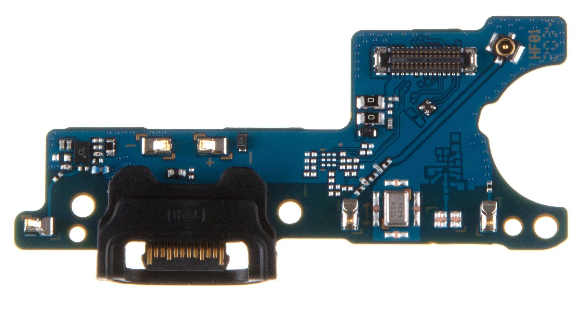 Samsung Galaxy M11 Deska vč. Dobíjecího Konektoru (Service Pack)