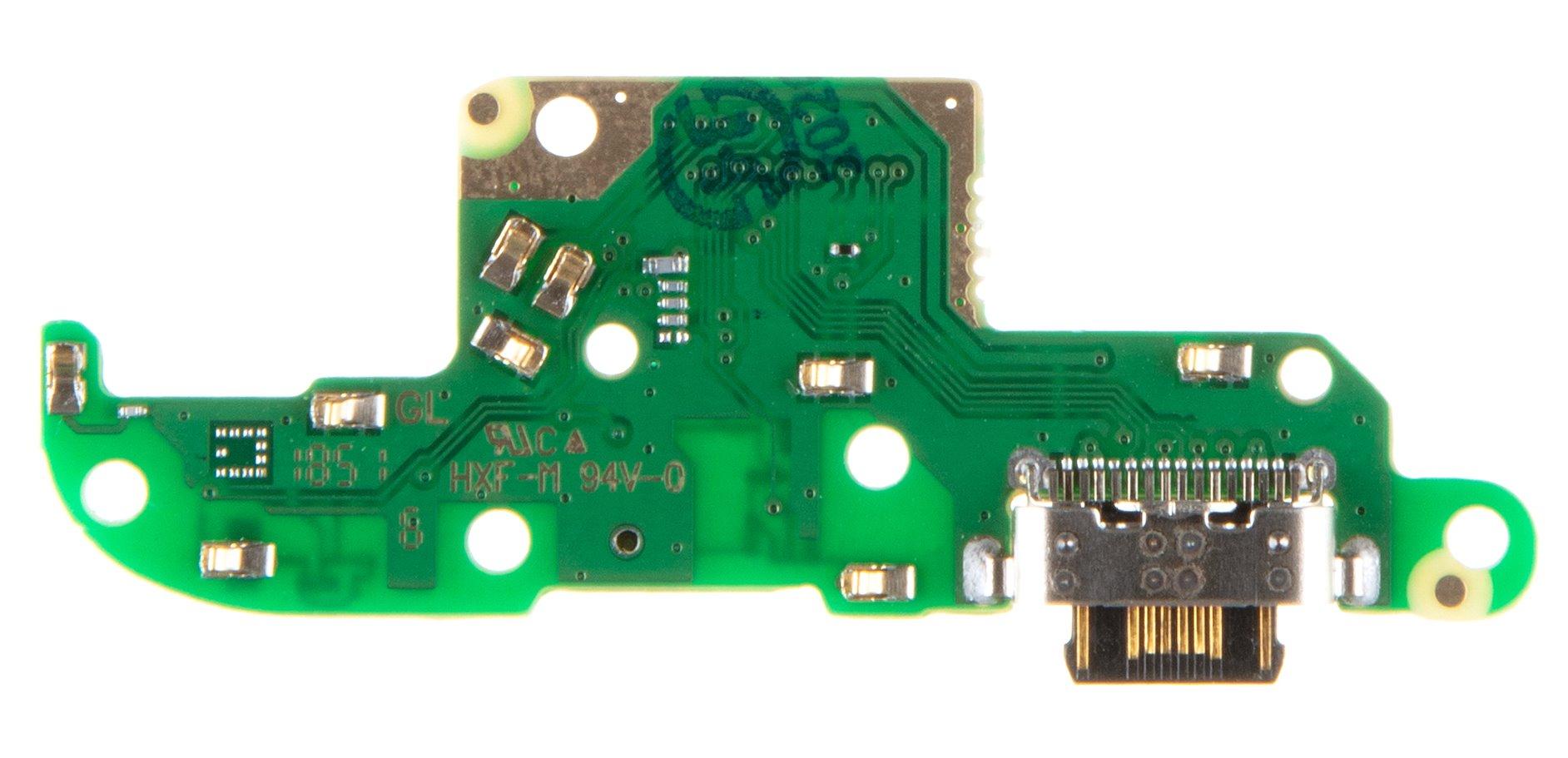 Motorola G8 Power Deska vč. Dobíjecího Konektoru