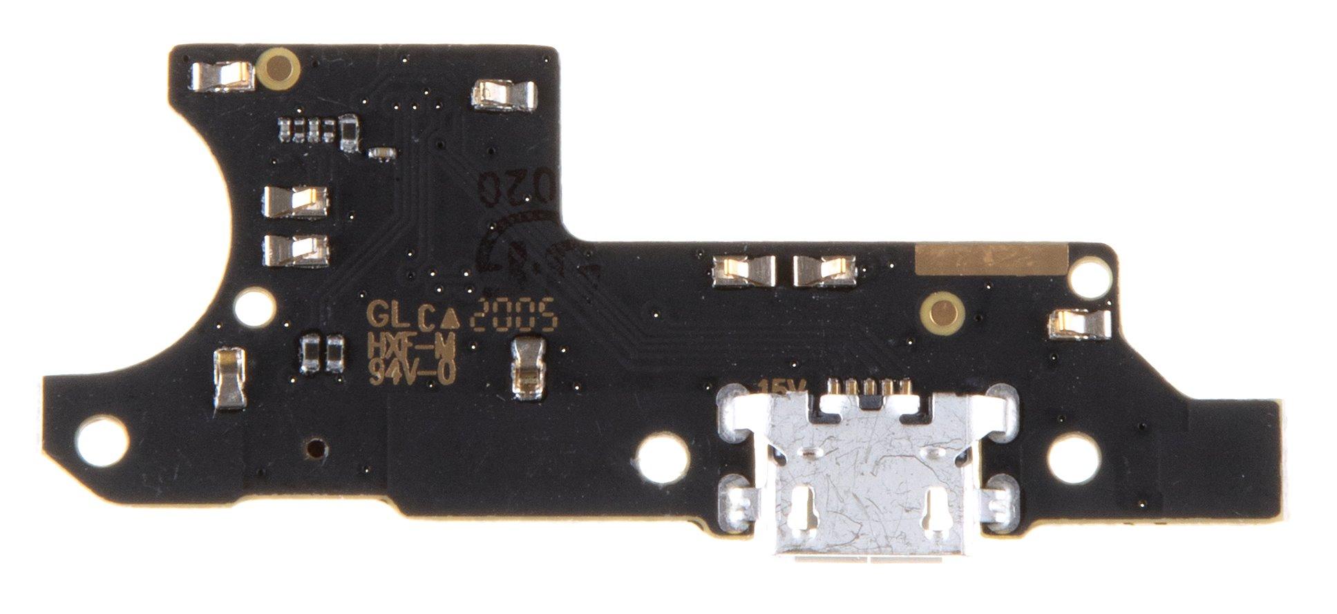 Motorola G8 Power Lite Deska vč. Dobíjecího Konektoru