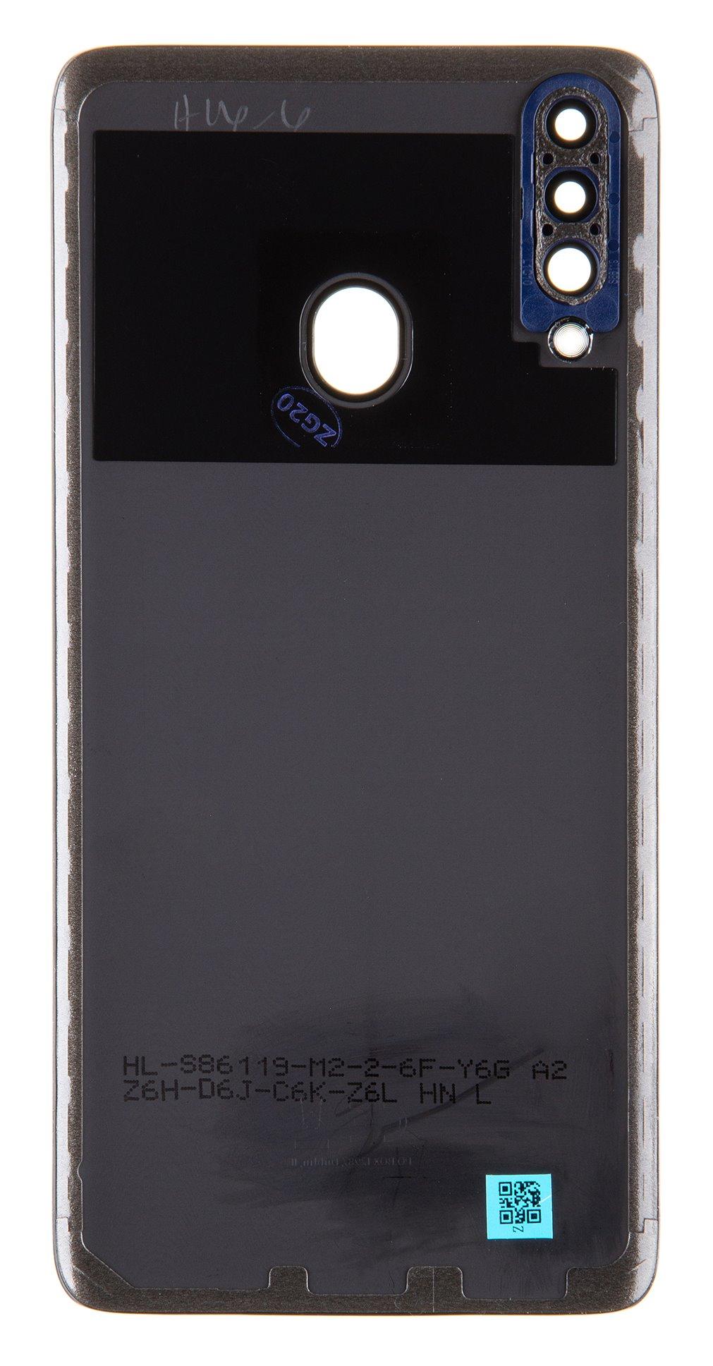 Samsung Galaxy A20s Kryt Baterie Blue (Service Pack)