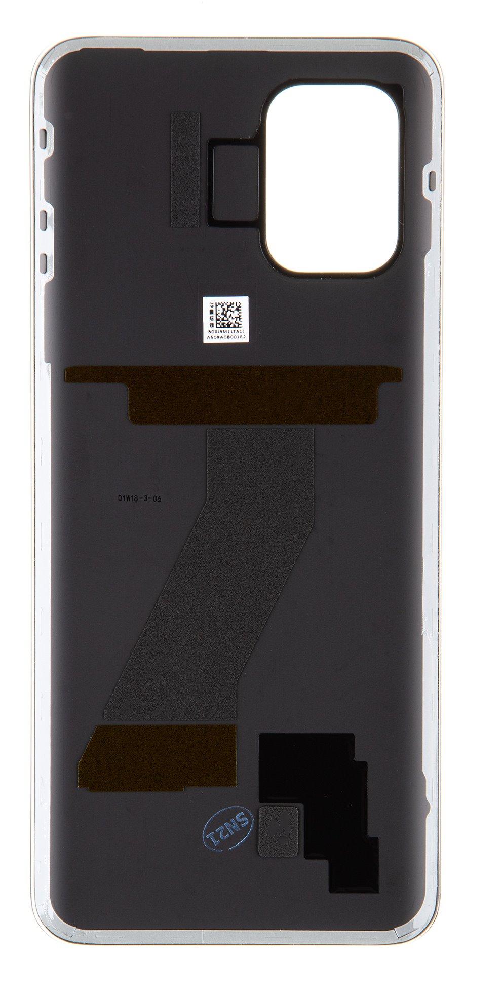 Xiaomi Mi 10 Lite 5G Kryt Baterie Black/Grey (Service Pack)