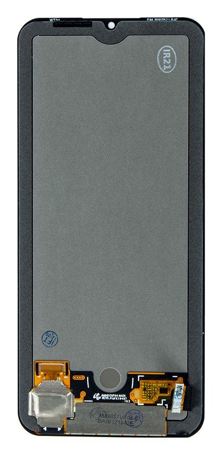 LCD Display + Dotyková Deska pro Xiaomi Mi 10 Lite Black