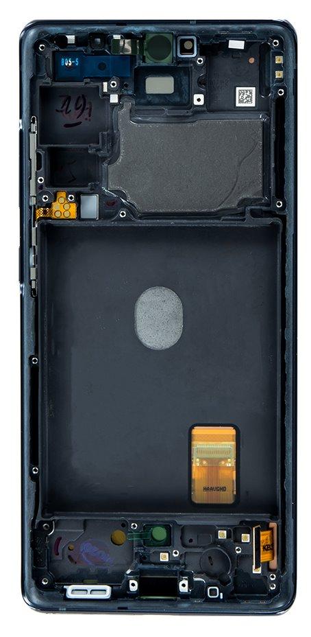 LCD display + Dotyk Samsung G780 4G Galaxy S20 FE Cloud Navy (Service Pack)