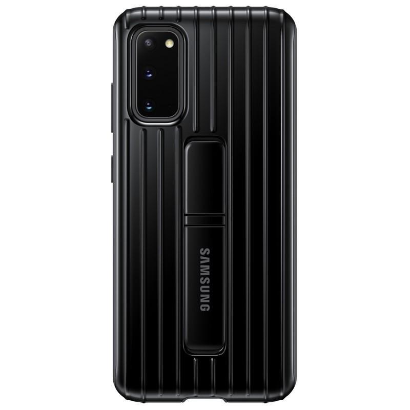 EF-RG980CBE Samsung Standing Kryt pro Galaxy S20 Black (Pošk. Balení) 8596311143601