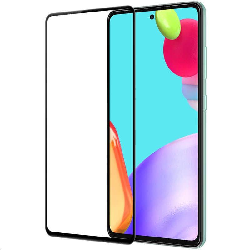 Nillkin Tvrzené Sklo 2.5D CP+ PRO Black pro Samsung Galaxy A52 4G/5G 6902048212510