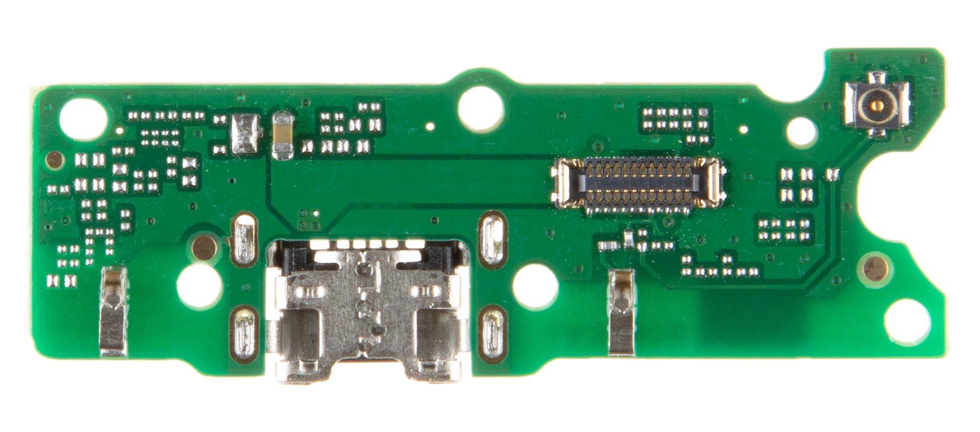 Motorola E6s Deska vč. Dobíjecího Konektoru