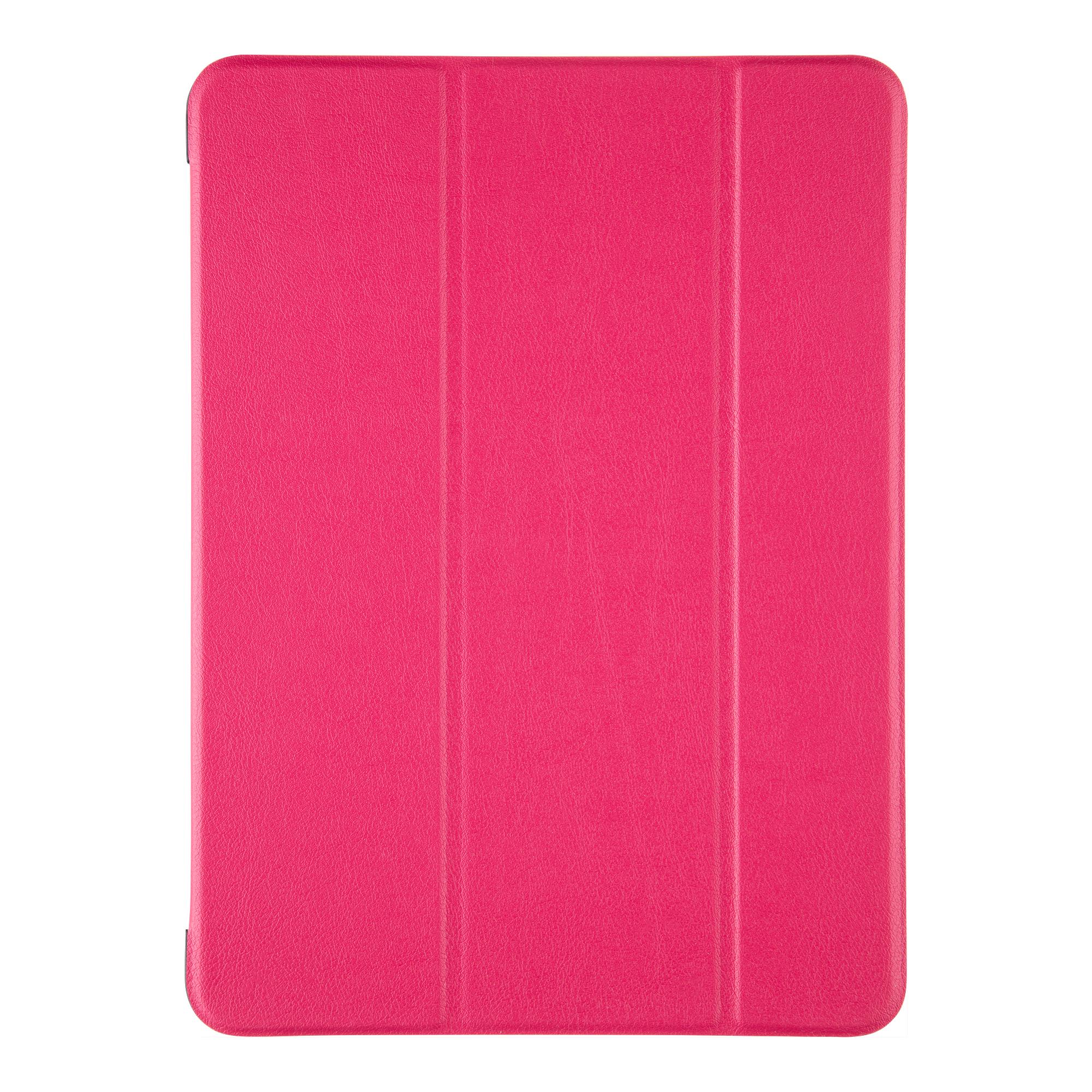 Tactical Book Tri Fold Pouzdro pro Lenovo Tab M10 10.1 Pink