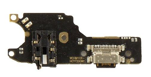 Xiaomi Redmi Note 9 Deska vč. Dobíjecího Konektoru