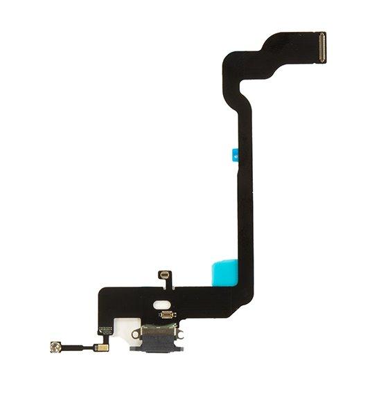 iPhone XS Flex Kabel vč. Dobíjecího Konektoru Black