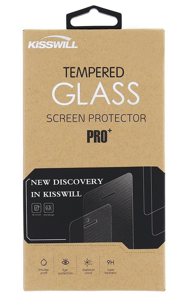 Kisswill Tvrzené Sklo 2.5D 0.3mm pro Motorola G9 Power