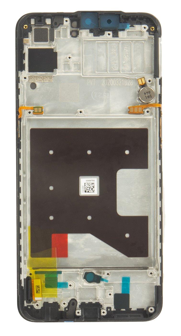 LCD Display + Dotyková Deska + Přední Kryt pro Realme X2 (Service Pack)
