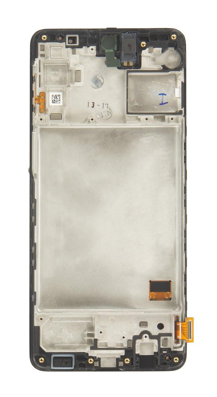LCD display + Dotyk Samsung M317F Galaxy M31S Black (Service Pack)