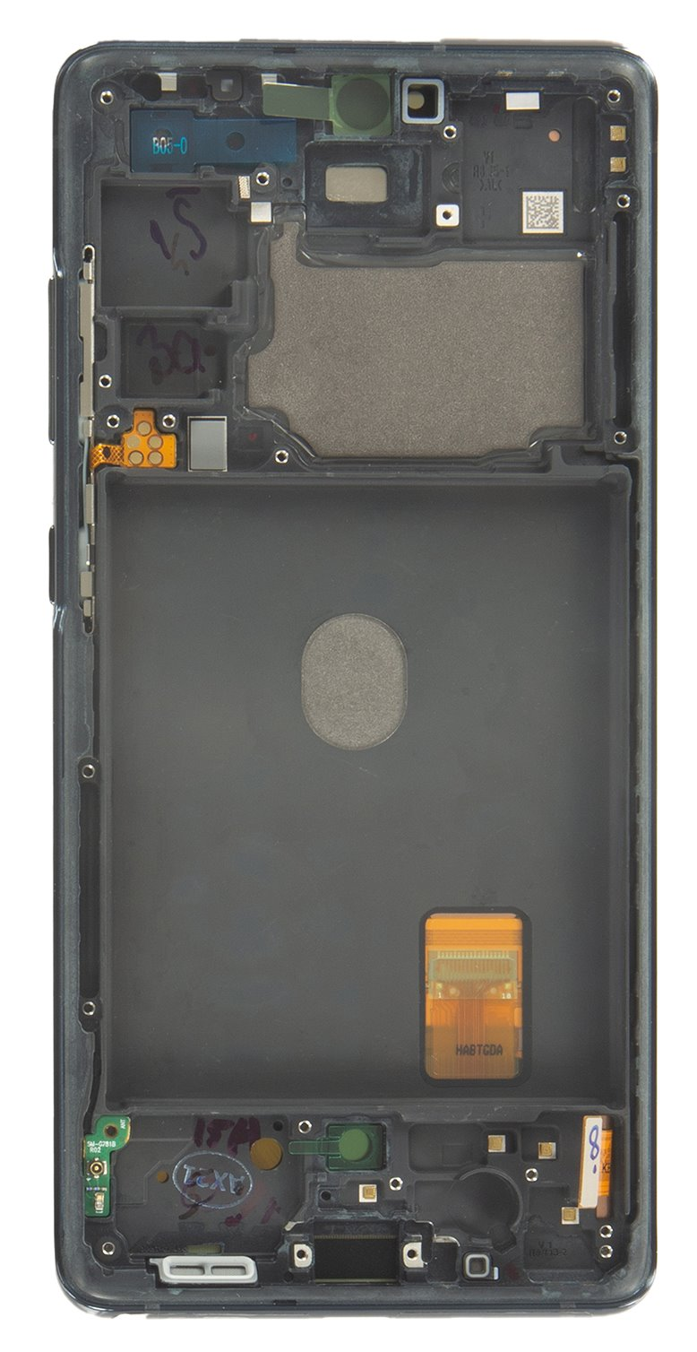 LCD display + Dotyk Samsung G781 5G Galaxy S20 FE Cloud Navy (Service Pack)