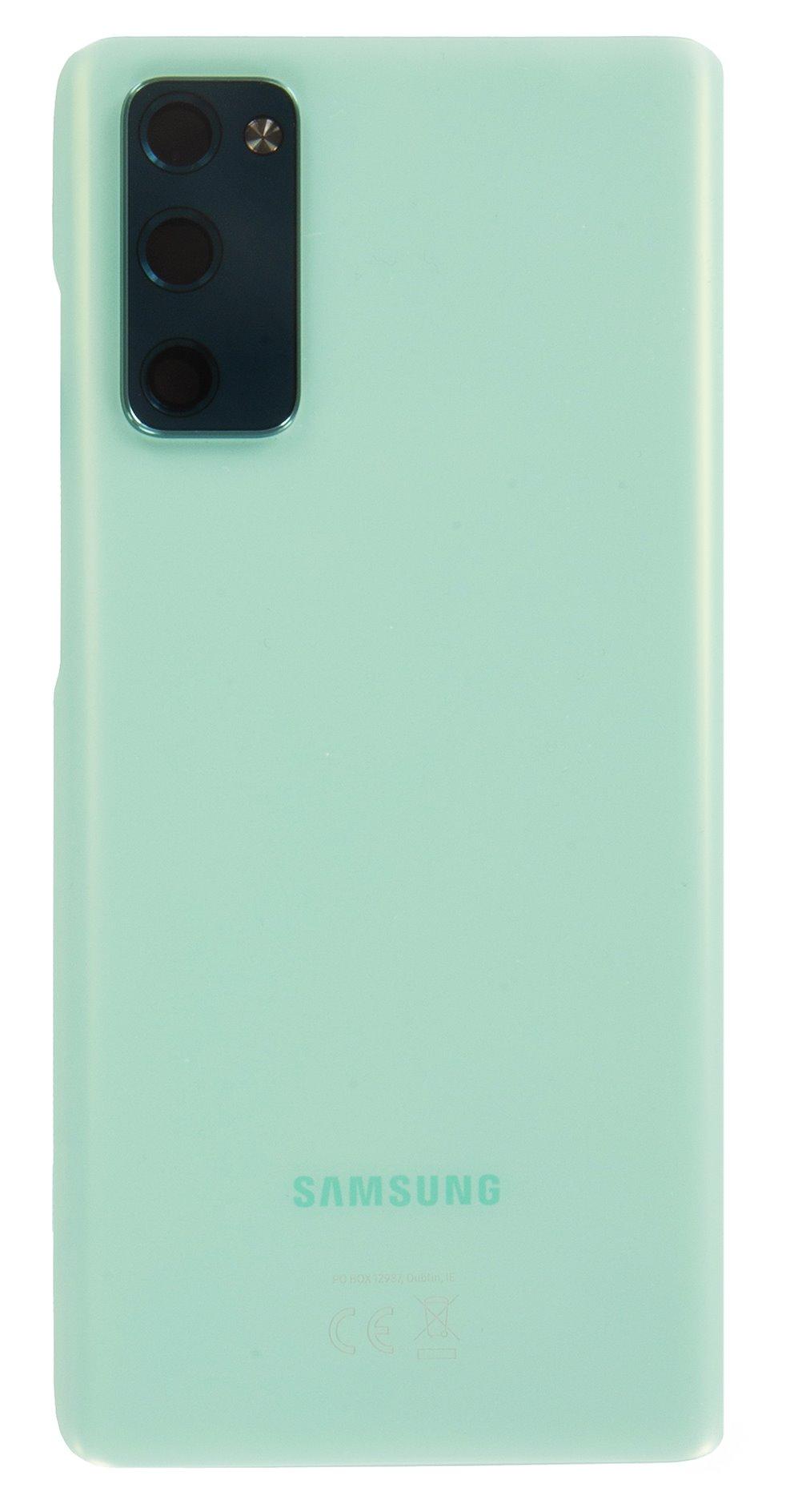 Samsung G781B Galaxy S20 FE 5G Kryt Baterie Cloud Mint (Service Pack)