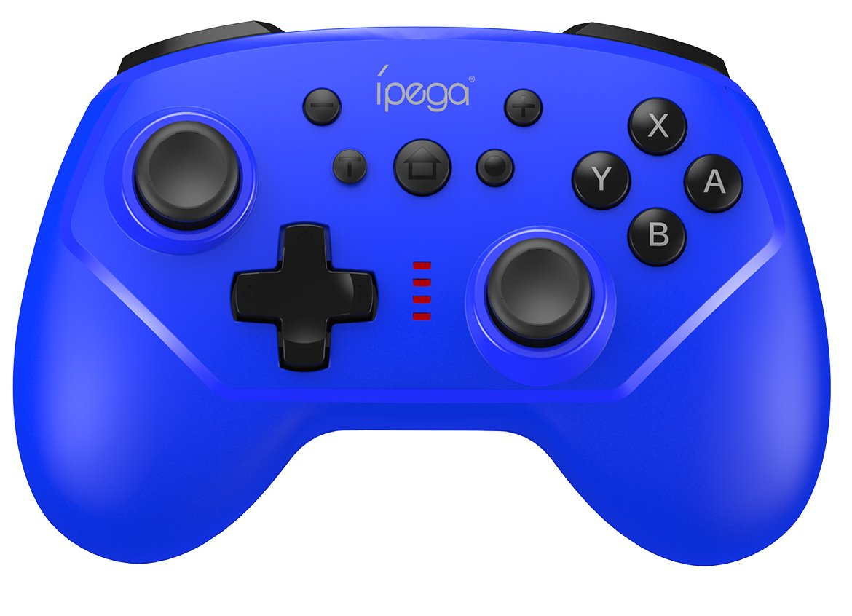 iPega 9162A Wireless Controller pro N-Switch Blue 6987245991628
