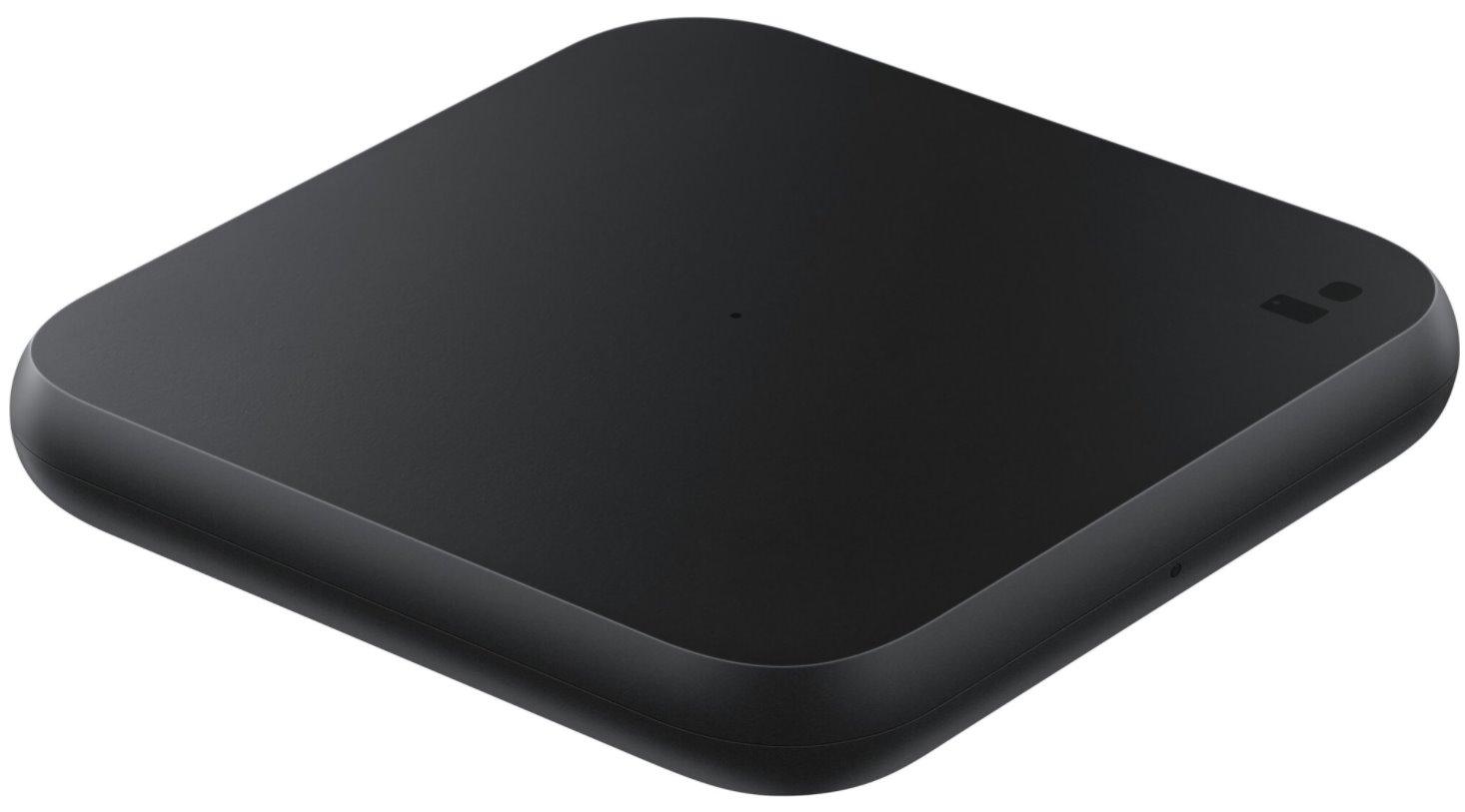 EP-P1300TBE Samsung Duo Pad Podložka pro Bezdrátové Nabíjení + Adaptér Black 8806092013629