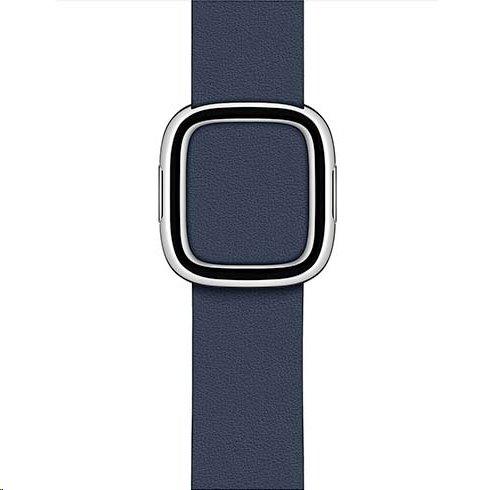 MXPD2ZM/A Apple Watch 40mm Deep Sea Blue Modern Buckle (Small) 190199566965