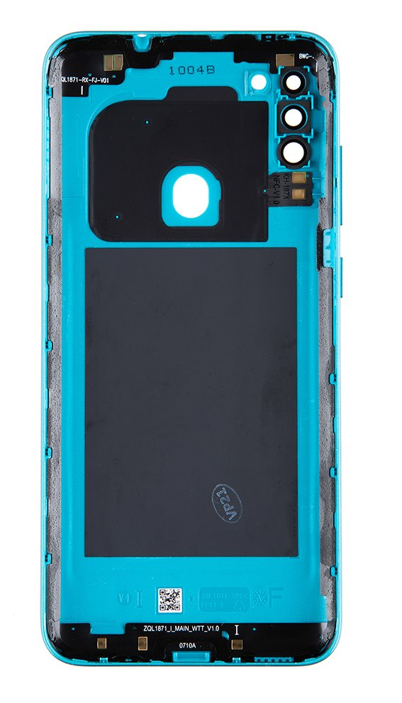 Samsung Galaxy M11 Kryt Baterie Blue (Service Pack)
