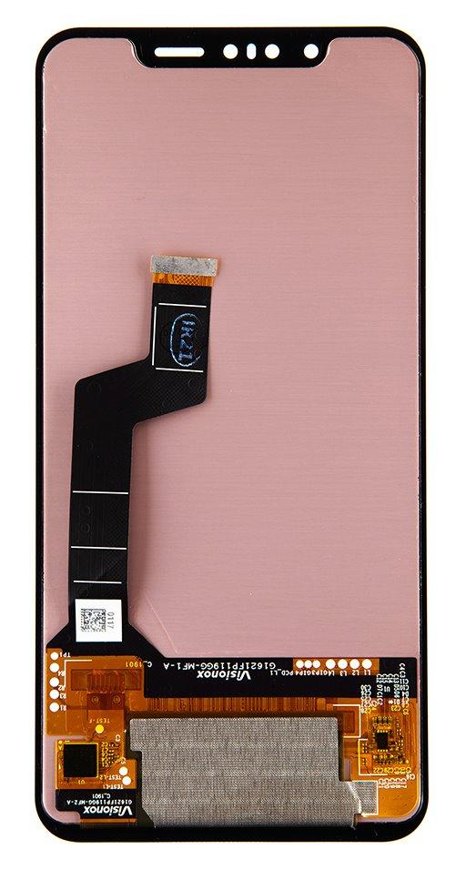 LG G8s ThinQ LCD Display + Dotyková Deska Black