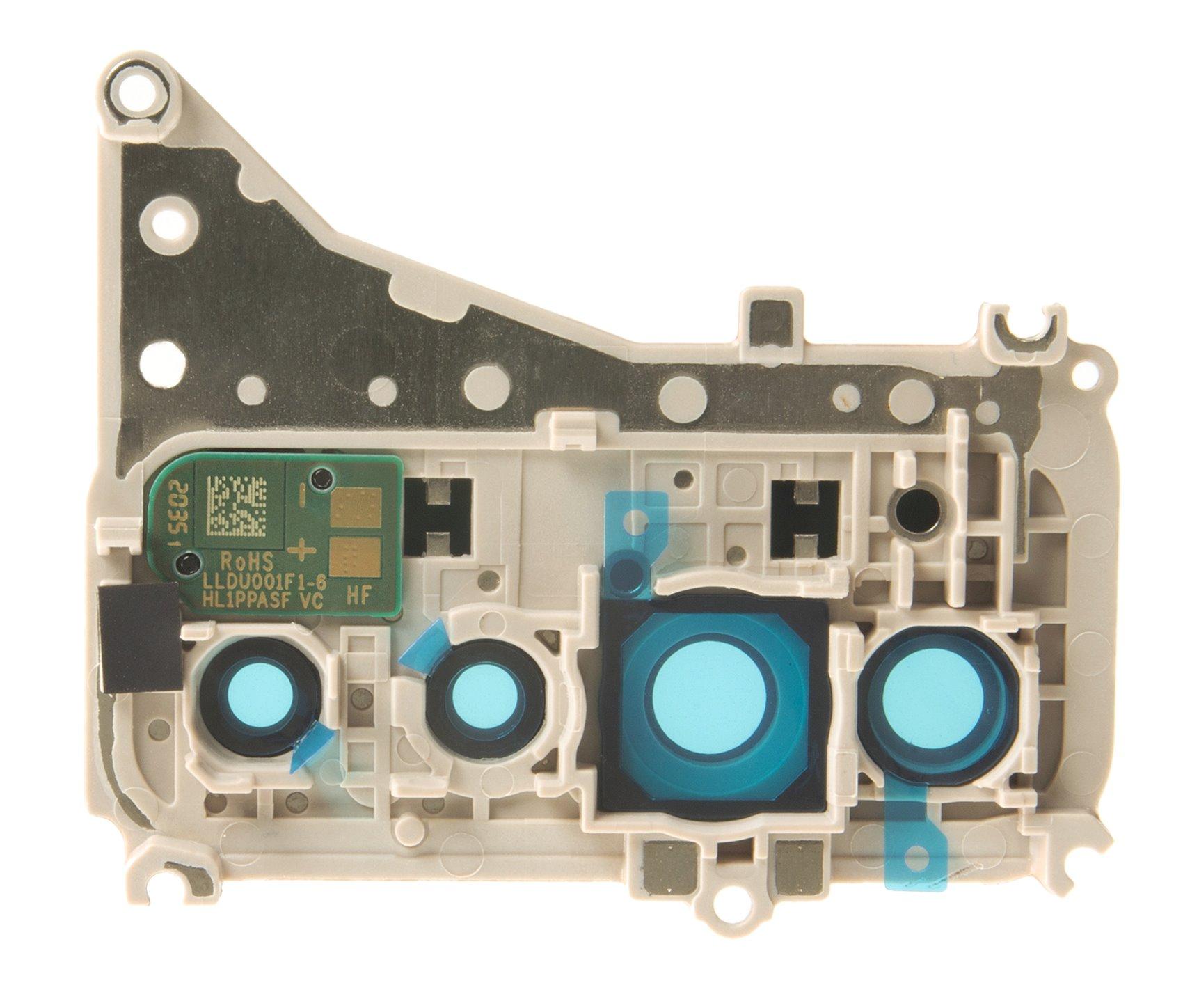 Huawei P Smart 2021 Sklíčko Kamery (Service Pack)