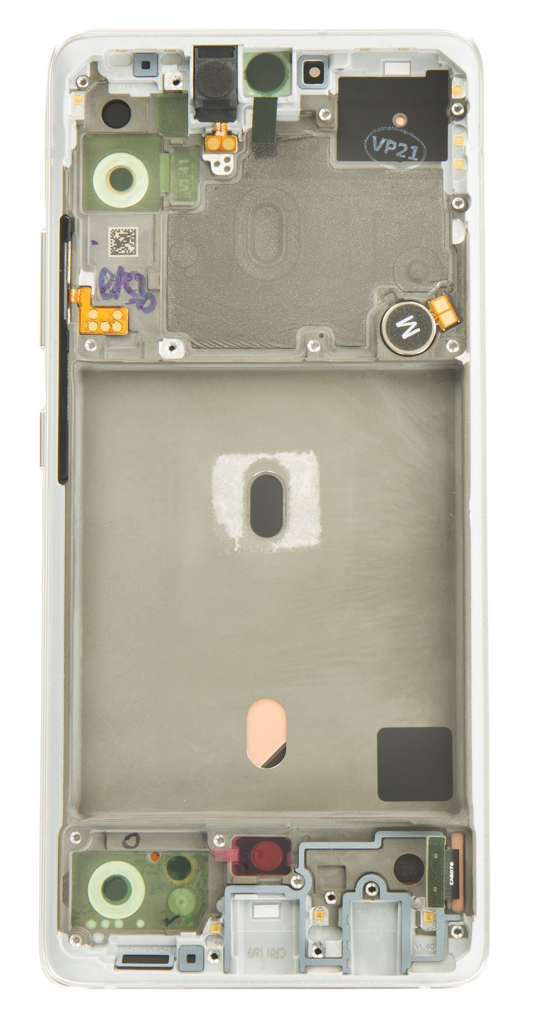 LCD display + Dotyk Samsung A516 Galaxy A51 5G White (Service Pack)