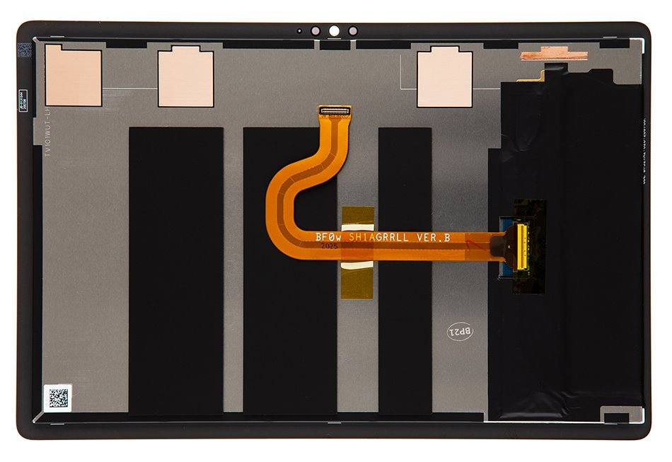 Huawei MatePad T10s LCD Display + Dotyková Deska + Přední Kryt Deepsea Blue (Service pack)