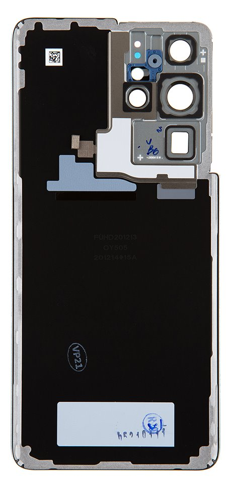 Samsung G998 Galaxy S21 Ultra Kryt Baterie Phantom Silver(Service Pack)