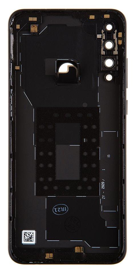 Huawei Y6p Kryt Baterie Midnight Black
