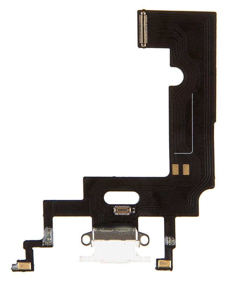iPhone XR Flex Kabel vč. Dobíjecího Konektoru White