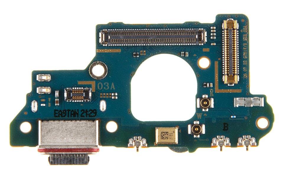 Samsung G780F Galaxy S20 FE Deska vč. Nabíjecího Konektoru