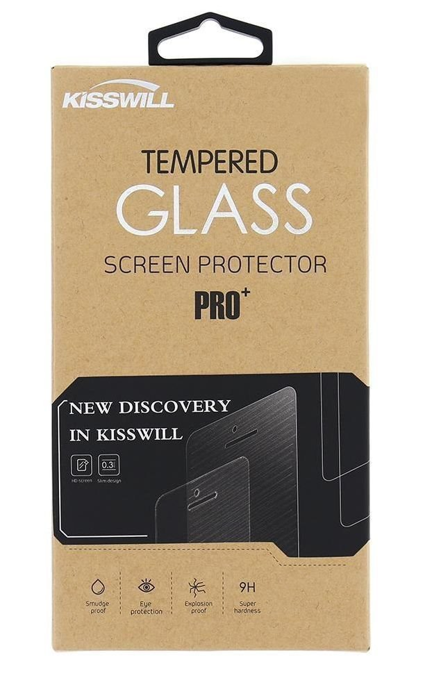 Kisswill Tvrzené Sklo 3D 0.3mm pro OnePlus 9 Pro 8596311148774