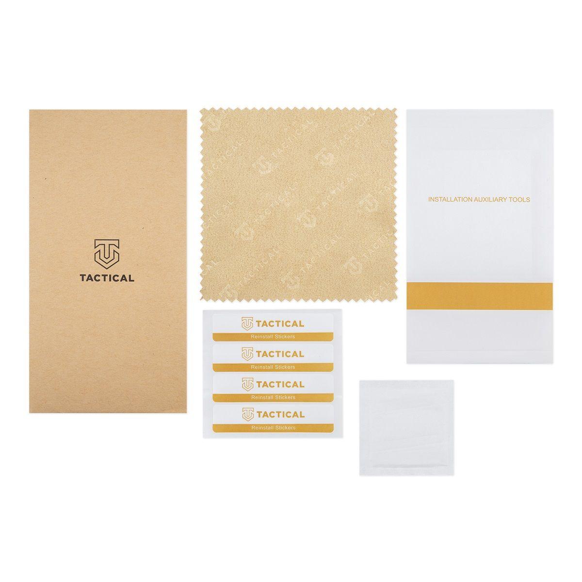 Tactical Glass Shield 5D sklo pro Realme 7i / Narzo 30A Black 8596311136719