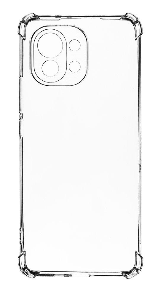 Tactical TPU Plyo Kryt pro Xiaomi Mi 11 Transparent 8596311140440