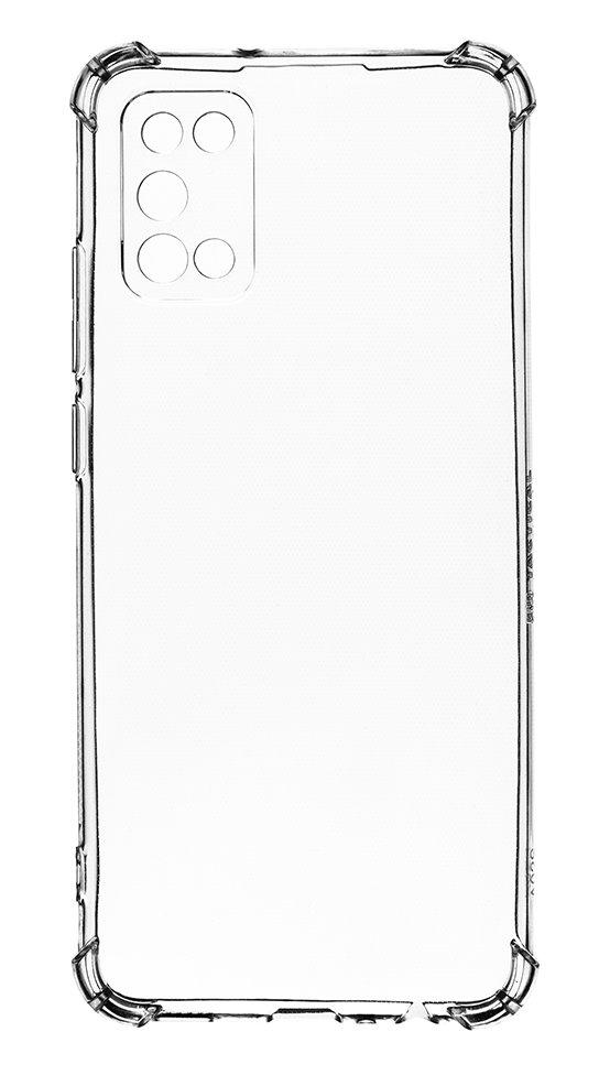 Tactical TPU Plyo Kryt pro Samsung Galaxy A02s Transparent 8596311139833