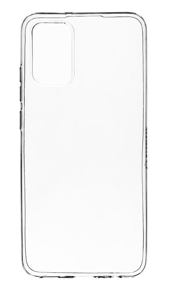 Tactical TPU Kryt pro Samsung Galaxy A02s Transparent 8596311139819