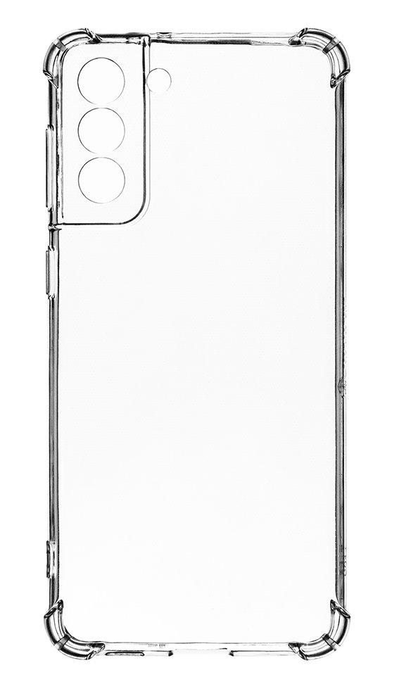 Tactical TPU Plyo Kryt pro Samsung Galaxy S21+ Transparent 8596311138119