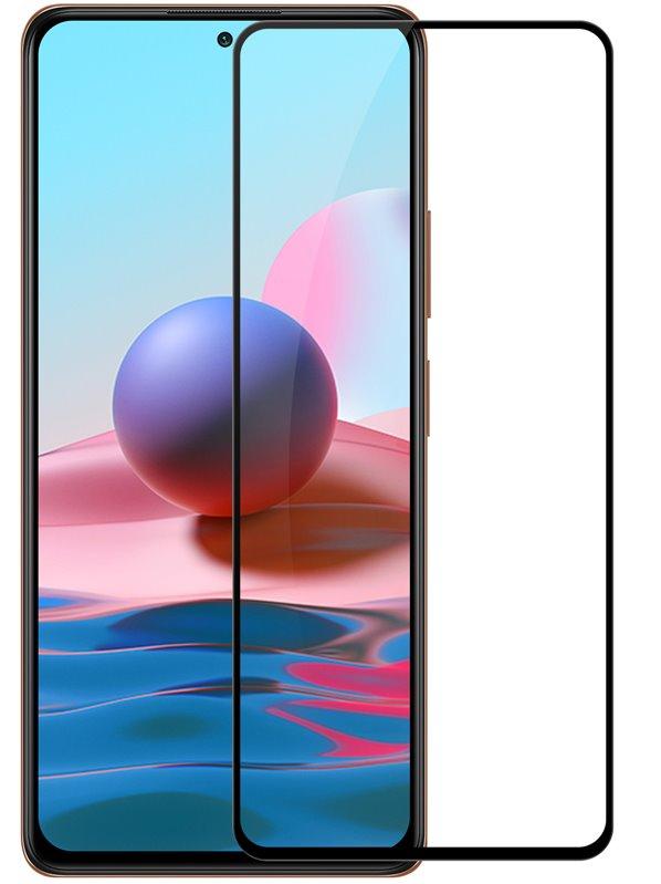 Nillkin Tvrzené Sklo 2.5D CP+ PRO Black pro Xiaomi Redmi Note 10 Pro 6902048216167