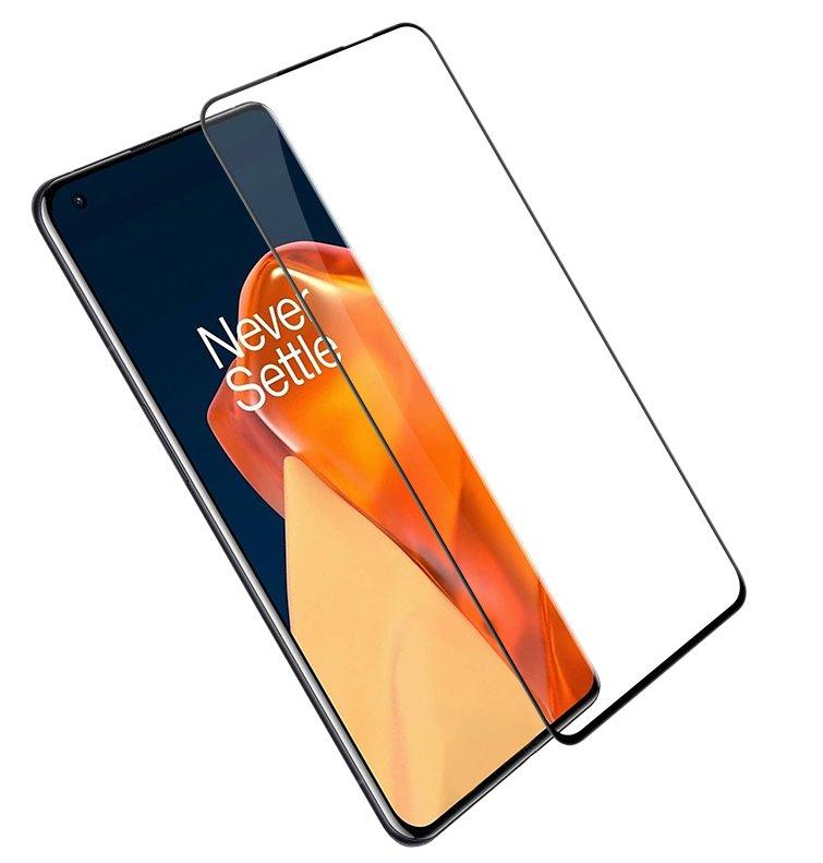 Nillkin Tvrzené Sklo 2.5D CP+ PRO Black pro OnePlus 9 6902048215771