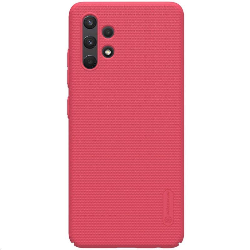Nillkin Super Frosted Zadní Kryt pro Samsung Galaxy A32 4G Bright Red 6902048215061