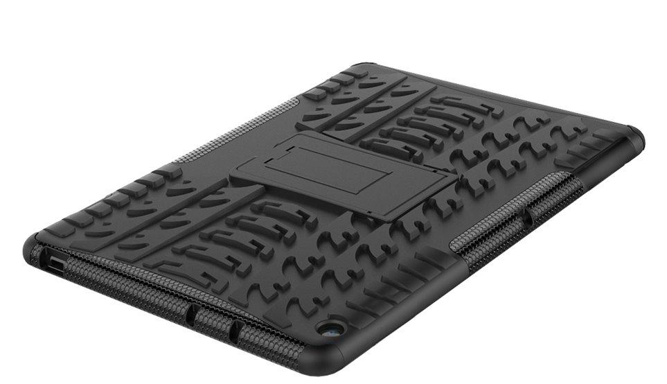 Tactical TPU Stand Kryt pro Huawei MediaPad T5 10 Black 8596311075094