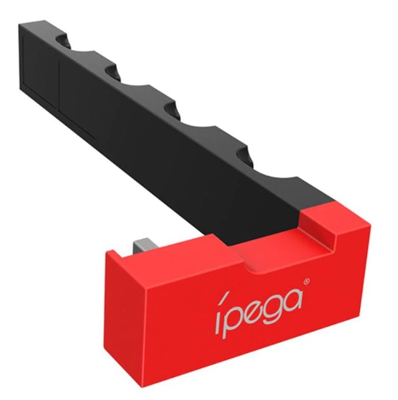 iPega 9186 Charger Dock pro N-Switch a Joy-con Black/Red 6987245391862